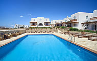 Aeolos Hotel, Ano Koufonisi, Koufonisia, Cyclades, Greek Islands, Greece Hotel