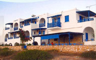 Greece,Greek Islands,Cyclades,Koufonisia,Atlantida Hotel