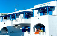Greece,Greek Islands,Cyclades,Naxos,Rea Sun Hotel
