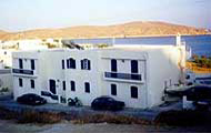 Olympia Apartments in Serifos