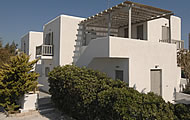 Earth & Sea Boutique Hotel, Kalo Livadi, Mykonos, Cyclades, Greek Islands, Greece Hotel