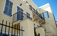 Antouanetta Apartments, Ermoupoli Village, Syros Island, Cyclades Islands, Holidays in Greek Islands, Greece
