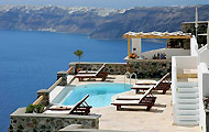 Tholos Resort Imerovigli, Santorini Island, Greek Islands, Volcano View, Thira, Fira, Traditional, Sunset, Greece, Black Sand Beach