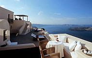Santorini Icons Hotel,Cyclades Islands,Santorini Island,Imerovigli,caldera view,with pool