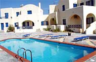 Atlantica Apartments,Kiklades,Santorini,Megalochori,Volcano View,sea,beach,with pool,garden