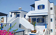 Villa Kostas, Perissa, Santorini, Cyclades, Greek Islands Hotels