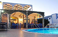 Honeymoon Beach Hotel, Perivolos, Perissa, Santorini, Cyclades, Greece Hotel