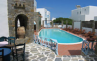 Zefi Hotel,Kiklades,Paros,Naoussa,with pool,with bar