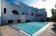 Summer view Apartments,Kiklades,Paros,Naoussa,with pool,with bar