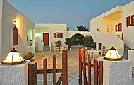 Reppas Apartments, Parikia, Paros, Cyclades, Greek Islands Hotels