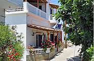 Semiramis Hotel, Adamas, Milos, Cyclades, Greek Islands, Greece Hotel