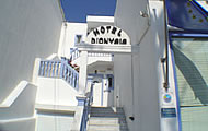 Dionysis Hotel, Adamas, Milos, Cyclades, Greek Islands, Greece Hotel