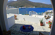 Greece,Greek Islands,Cyclades,Amorgos,katapola,Diosmarini Pension