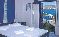 Greece,Greek Islands,Cyclades,Amorgos,Katapola,Amorgos Pension