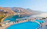 Aegialis Hotel & Spa, Aegiali, Amorgos, Cyclades, Greek Islands Hotels