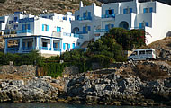 Filoxenia Hotel, Amorgos, Cyclades, Greek Islands, Greece Hotel