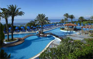 Rodos Princess Beach Hotel, Kiotari, Rhodes Island, swimming pool, close to the beach