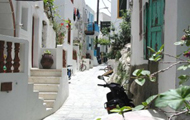 Greece,Greek Islands,Dodecanesa,Nissiros,Mandraki,Porfyris Hotel
