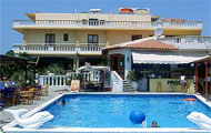 Kokkari Beach  Hotel,Kokkari,Marathokambos,Aegean Islands,Samos,Pithagorio,with pool,with garden,beach