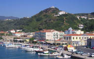 Greece,Greek Islands,Aegean,Samos,karlovasi,Merope Hotel