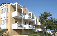 Greece, Greek Islands, Aegean, Thassos, Kavala, Louloudis Hotel, close to the beach, with pool
