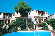 Kipos Holiday Apartments,Aegean Islands,Thassos,Markyammos,with pool,with garden,beach