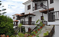 Mina Apartments, Skopelos Town, Skopelos, Sporades, Greek Islands, Greece Hotel