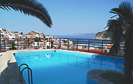 Skopelos, Denise Hotel, Sporades, Greek islands Holidays