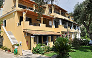 Lidovois Apartments & Studios, Pelekas, Corfu, Kerkyra, Ionian Islands, Greek Islands Hotels