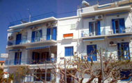 Greece, Greek Islands, Saronikos, Aegina, Artemis Hotel