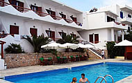 Boulas Hotel, Megalochori, Agistri, Aegina, Saronic, Greek Islands, Greece Hotel