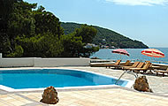 Golden View Beach Hotel, Poros, Saronic, Greek Islands, Greece Hotel