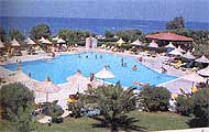 ZORBAS VILLAGE,Limenas Hersonissou .garden,beach,swimming pool