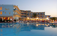 Aphrodite Beach Club Hotel, gouves ,heraklion crete, swimming pool, Hotels in Crete Greece