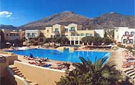 Silva Maris Hotel,Limenas Hersonissou ,swimming pool,beach
