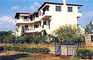 Nancy - Hara Apartments,Karteros,beach,with pool