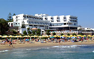 Hotels in Crete, Holidays in Greece, Themis Beach Hotel, beach, with pool, kokini hani