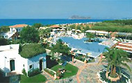 Cretan Paradise luxury hotel pool near the beach air condition water sports