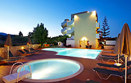 Hermes Hotel in Kissamos area, Chania , Crete island, vacation in Greece