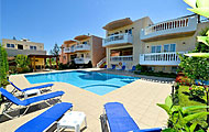 Golden Rose Hotel, Kolymbari, Chania, Crete, Greek Islands Hotels