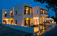 Syia Hotel, Sougia Village, Paleohora Area, Chania Region, Crete Island, Holidays in Greek Islands, Greece