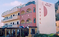 On the Rocks Hotel, Paleochora, Chania, Crete, Greek Islands, Greece Hotel