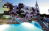 Jasmine Village Hotel, Platanias, Chania, Crete, Greek Islands, Greece Hotel