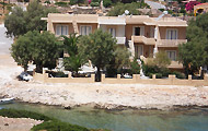 Little Bay Villa, Stavros Akrotiri, Hotels in Chania Crete Island, Holidays in Greece