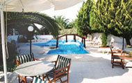 Ria Hotel, Kato Daratso, Chania, Crete island, close to beach