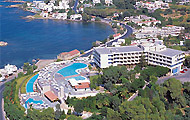 Panorama Hotel near the sea, Galatas Hotels, Hotels in Chania, Holidays in Greece, Crete Island