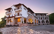 Mont Helmos Hotel, Klitoria Town, Kalavryta Area, Ahaia Region, Peloponnese, Holidays in South Greece
