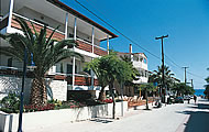 Aristidis Hotel, Polihrono Beach, Halkidiki, Macedonia, Holidays in North Greece