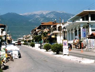 Achillion Hotel Leptokaria Pieria Macedonia Greece Mountain Resort Sea