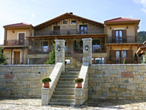 Traditional Guesthouse Giannikis House,Krioneri,Karditsa,Plastira Lake,Thessalia,Greece